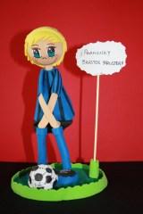 Fofucha futbolista Mary