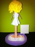 Fofucha niña Laura (Bolígrafo). 20 cm