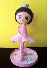 Fofucha Bailarina de Ballet Pilar