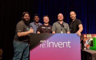 Re:Invent Hackathon – Defending the Title