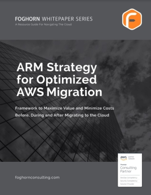 Foghorn Consulting AWS Whitepaper Thumbnail