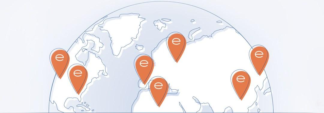 Evoque Map