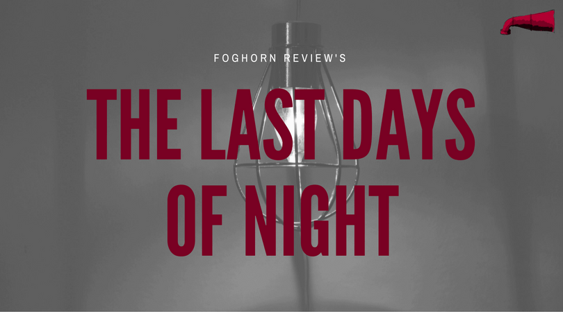 The Last Days of Night Book Review
