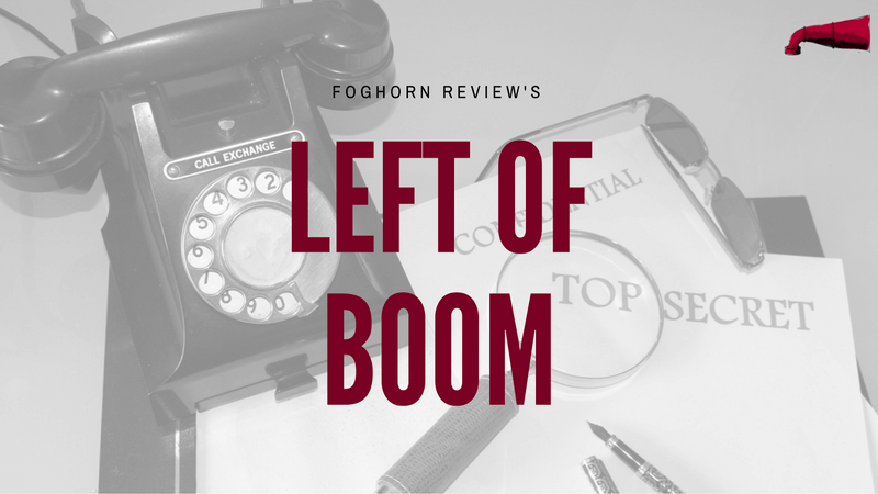 Left of Boom Book Review