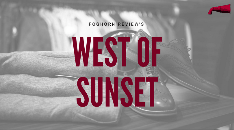 West of Sunset Book Review