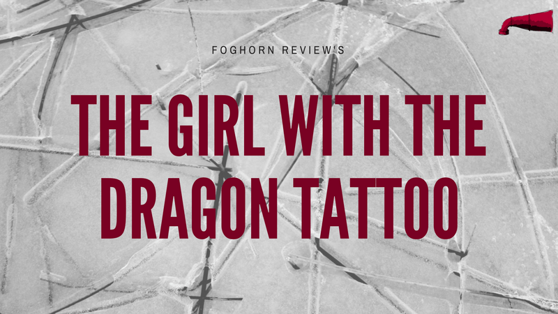 The GIrl with the Dragon Tattoo Book Review
