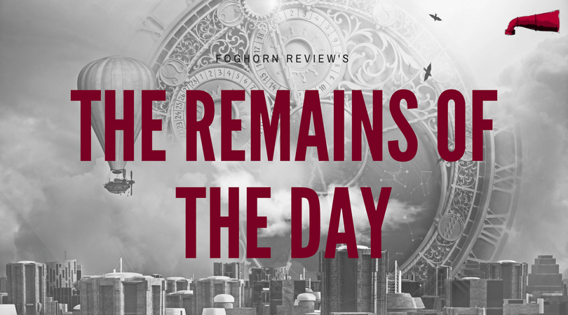 The Remains of the Day - Book Review