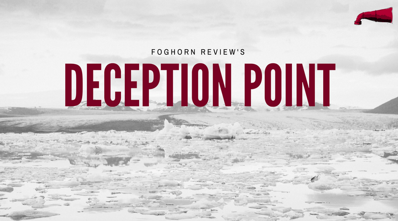 Book Review: Deception Point
