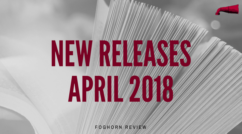 New Book Releases April 2018