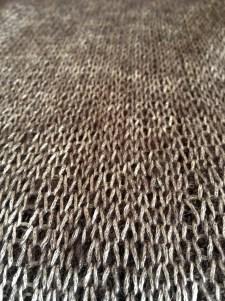 fuzzy yarn viscose rayon lace lux knitwear