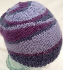 purple-hat-knit-hat-knit-purple-hat-silk-wool-hat-striped-hat-beanie-striped-cap-winter-hat-snow-hat-ski-hat-knit-ski-cap