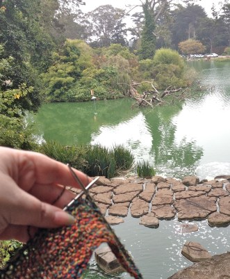 stow-lake-golden-gate-park-knitting