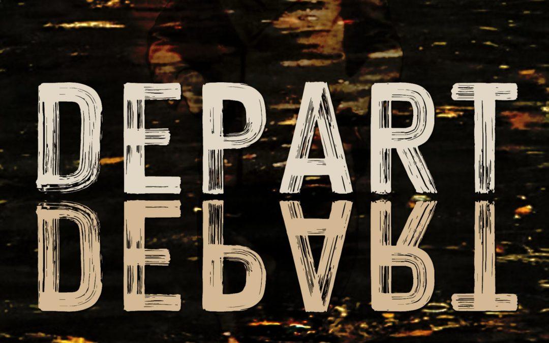 Grief floods through Noah: A Review of Sim Kern's Depart, Depart!
