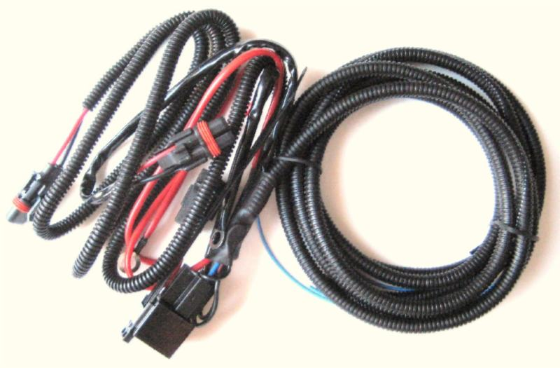 Mustang V6 With GT Fog Light Wiring Harness 01 To 04 EBay