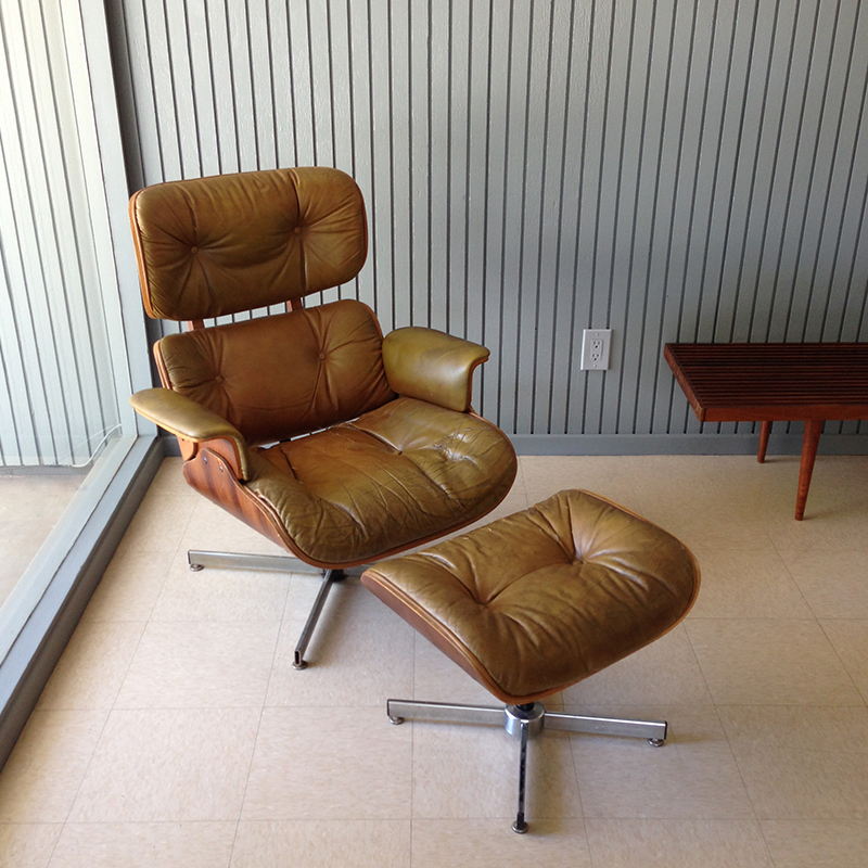 selig plycraft lounge chair parts white outdoor rocking swap fogmodern craigslist before