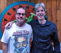 Matt with Phil Lesh