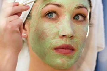 aloe vera gel mask for acne