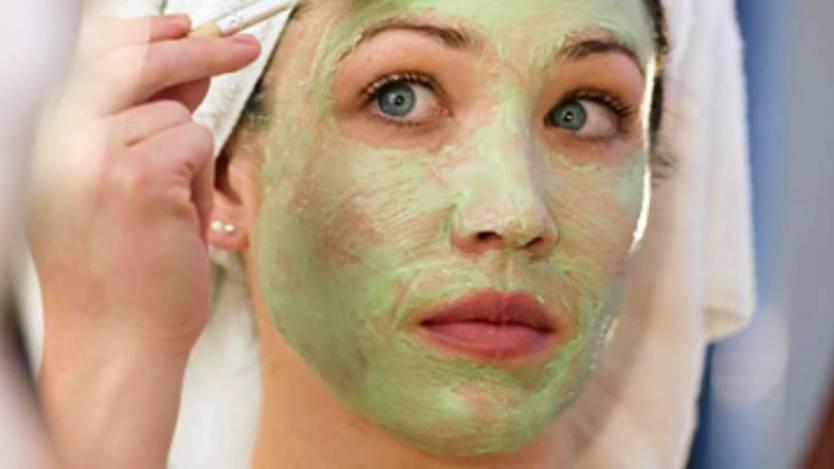 aloe vera gel mask for acne