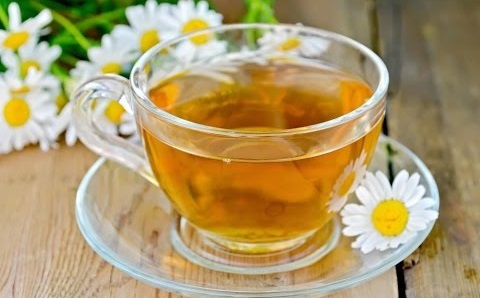 chamomile tea to treat loose motions