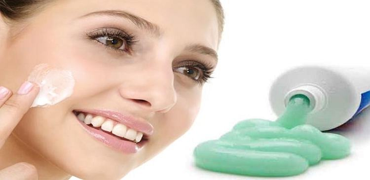 Toothpaste Get Rid Of Acne