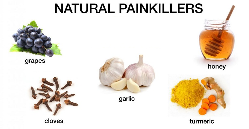Best Natural Pain Killers to Reduce Pain