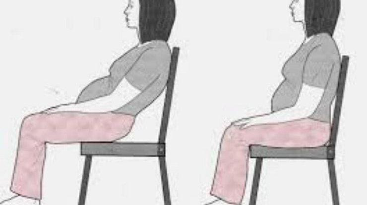 Best Sitting Postures During Pregnancy