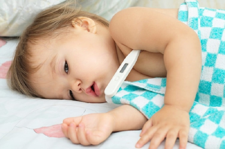 fever in toddlers