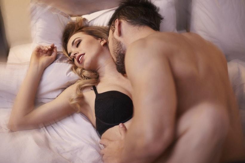 Preparing for females for rough sex