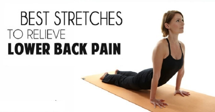 Stretches to Relieve Lower Back Pain
