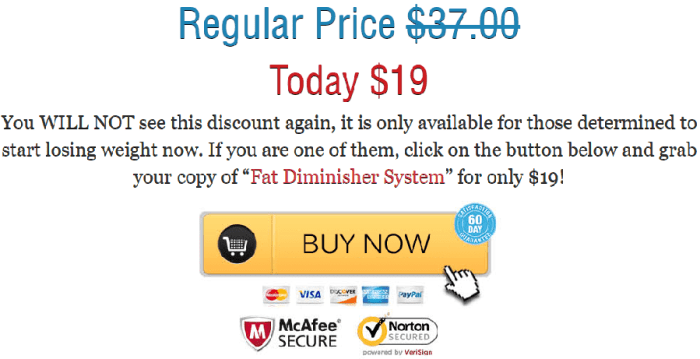 fat diminisher buy now