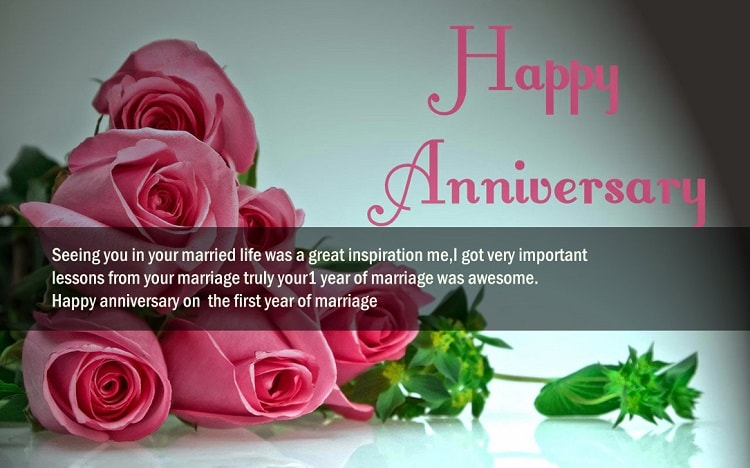 Happy marriage anniversary wishes quotes text messages