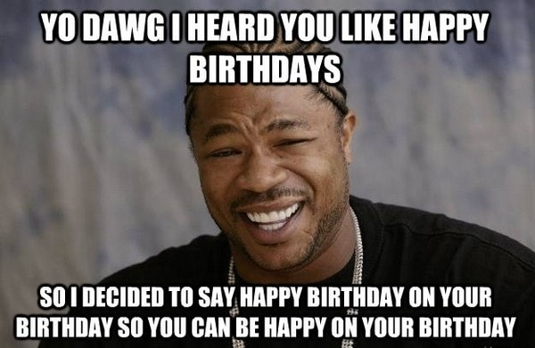 Happy Birthday Sister Meme Funny : Happy birthday memes gifs wishes quotes text messages