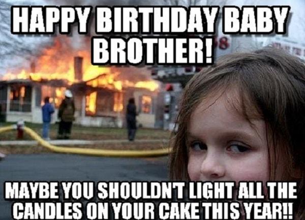 happy birthday baby brother