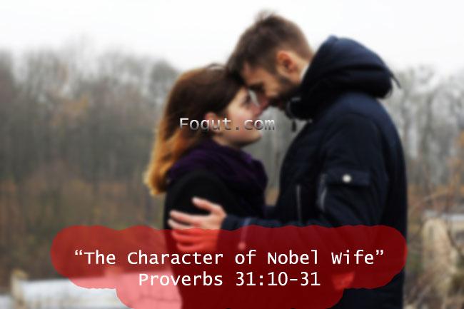 Proverbs 31-10-31