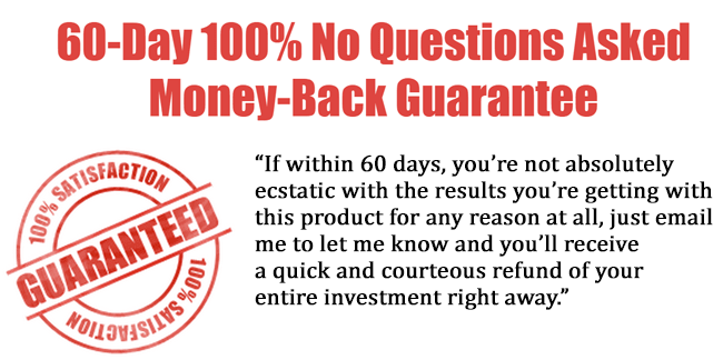 ed reverser moneyback guarantee