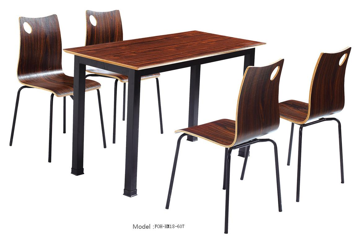 Food Chair 15 Restaurant Cateen Food Court Furniture Foh Xm18 607 Foh