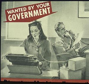We are looking for a government volunteer to help us modernize FOIA. (NARA Identifier 516016)