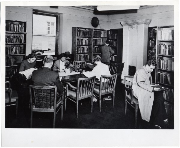 Main Reading Room, Helsinki Information Library