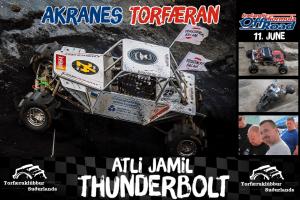 Atli Jamil - Thunderbolt