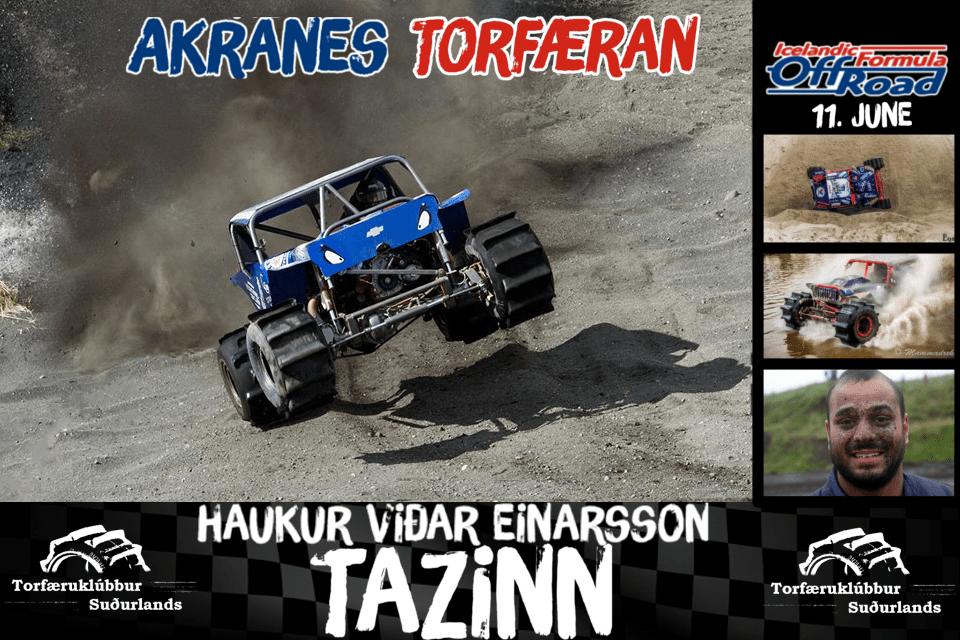 Haukur Viðar Einarsson - Tazinn