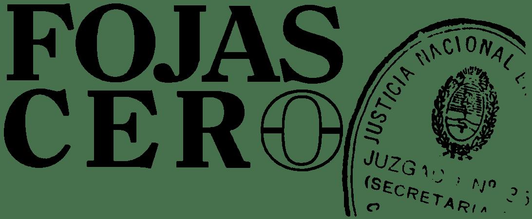 Fojas-Cero-Logo