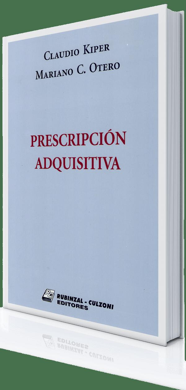 Rubinzal-Prescripción-adquisitiva