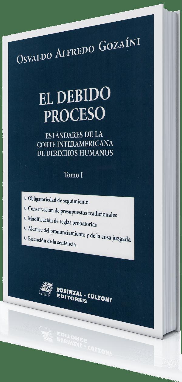 Procesal-Rubinzal-ElDebidoProceso