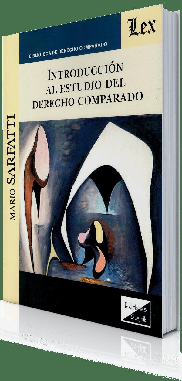 DerechoComparado – Olejnik – Introduccion