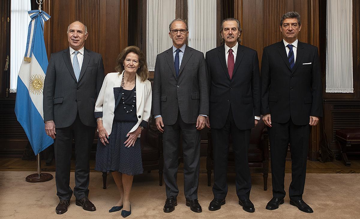 Corte Suprema Ministros