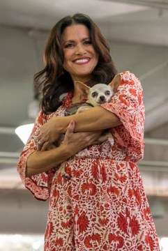 fokopoint-4272 Celebrities and Their Pets Fashion Show