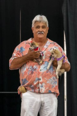 fokopoint-4411 Celebrities and Their Pets Fashion Show