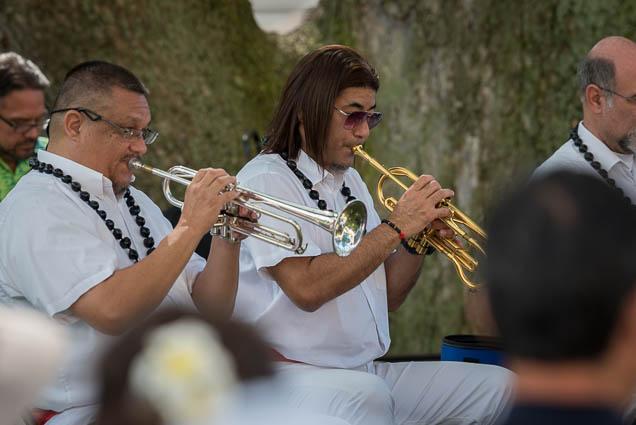 fokopoint-9671 Royal Hawaiian Band at Iolani Palace