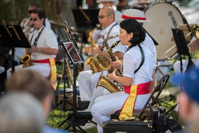 fokopoint-9673 Royal Hawaiian Band at Iolani Palace