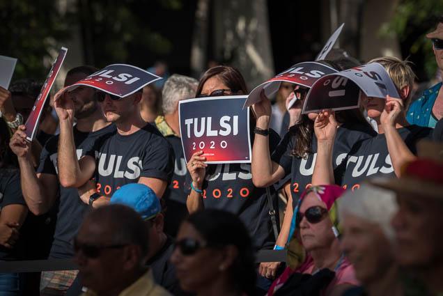 fokopoint-0193 Tulsi Gabbard Announces Presidential Run